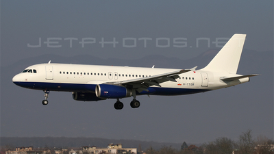 G-TTOB - Airbus A320-232 - GB Airways