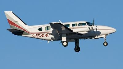 C-FCWW - Piper PA-31-350 Chieftain - Private