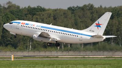 EX-009 - Boeing 737-219(Adv) - Itek Air