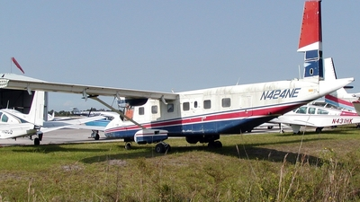 N424NE - GAF N24A Nomad - Private