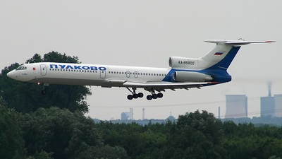 RA-85800 - Tupolev Tu-154M - Pulkovo Aviation Enterprise
