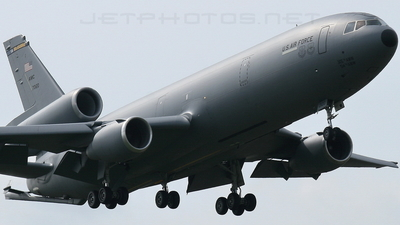87-0120 - McDonnell Douglas KC-10A Extender - United States - US Air Force (USAF)