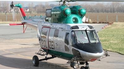 D-HSNA - PZL-Swidnik W3A Sokol - Germany - Police