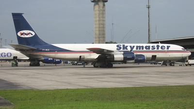 PT-WUS - Boeing 707-324C - Skymaster Airlines