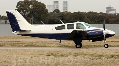 LV-OHD - Beechcraft 95-A55 Baron - Private