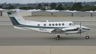 N4TJ - Beechcraft 200 Super King Air - Private