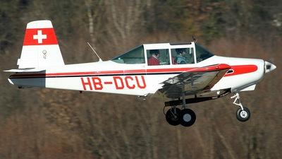 HB-DCU - Varga 2180 Kachina - Varga Flyers Altenrhein