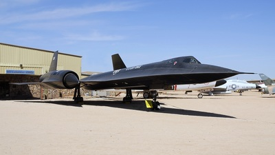 64-17951 - Lockheed SR-71 Blackbird - United States - US Air Force (USAF)