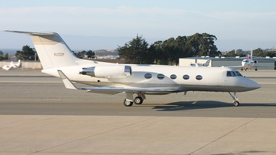 N2DF - Gulfstream G-IIB - Private