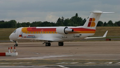C-FBFI - Bombardier CRJ-200ER - Iberia Regional (Air Nostrum)