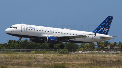 N568JB - Airbus A320-232 - jetBlue Airways