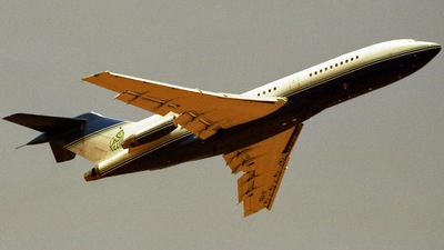 J2-KBA - Boeing 727-191 - Djibouti - Government