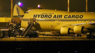 ZS-OOS - Boeing 747-258C - Hydro Air Cargo