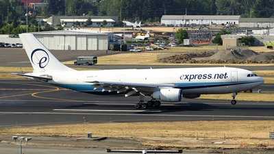 N373PC - Airbus A300B4-203(F) - Express.net Airlines