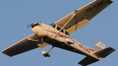 4X-CAU - Cessna 172P Skyhawk II - AIM Aviation