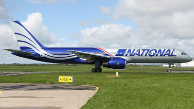 N169CA - Boeing 757-236 - National Airlines