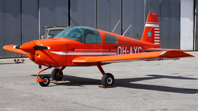 OH-AYC - Grumman American AA-1A Trainer - Private