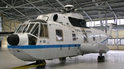 H-02 - Sikorsky S-61R - Argentina - Air Force