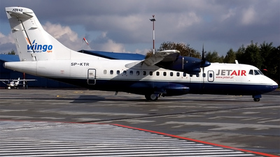 SP-KTR - ATR 42-300 - Wingo (Jet Air)
