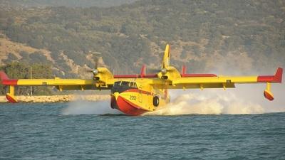 2052 - Canadair CL-415T - Greece - Air Force