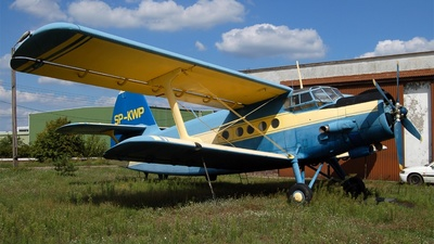 SP-KWP - Antonov An-2 - Private