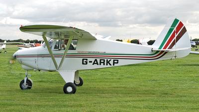 A picture of GARKP - Piper PA22108 Colt - [228364] - © Brian Whitelegg