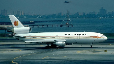 N67NA - McDonnell Douglas DC-10-10 - National Airlines