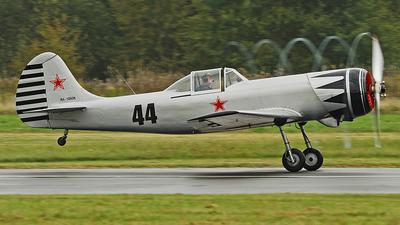 RA-1060K - Yakovlev Yak-50 - Private