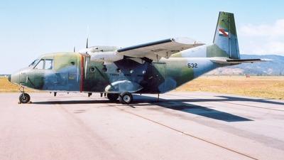 FAU532 - CASA C-212-200 Aviocar - Uruguay - Air Force