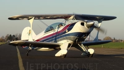 F-GGPS - Pitts S-2B Special - Private