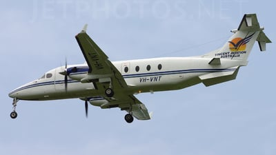 VH-VNT - Beech 1900D - Vincent Aviation