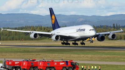 D-AIMB - Airbus A380-841 - Lufthansa