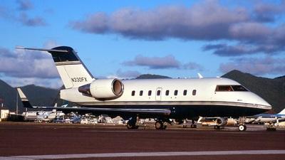 N330FX - Bombardier CL-600-2B16 Challenger 604 - Bombardier Flexjet