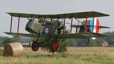 G-BFVH - De Havilland DH-2 Replica - Private