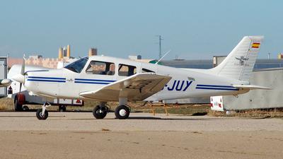 A picture of ECJUY - Piper PA28161 Warrior II - [2842262] - © Alf
