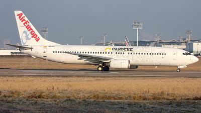 EC-IVV - Boeing 737-883 - Air Europa