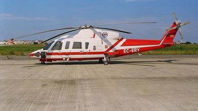 EC-ERY - Sikorsky S-76A - Spain - Government