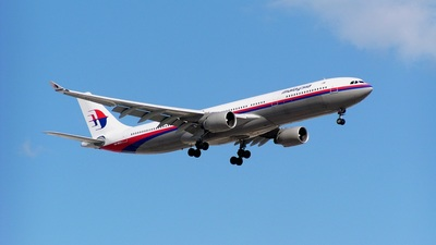 9M-MKA - Airbus A330-322 - Malaysia Airlines
