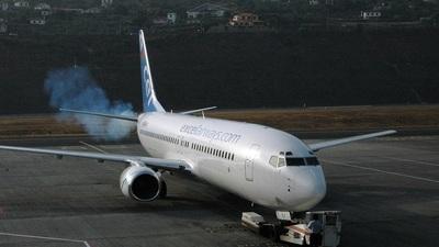 G-OXLA - Boeing 737-81Q - Excel Airways