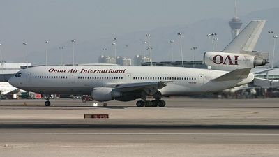 N630AX - McDonnell Douglas DC-10-30 - Omni Air International (OAI)