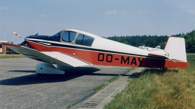 OO-MAY - Jodel DR1050 Ambassadeur - Private