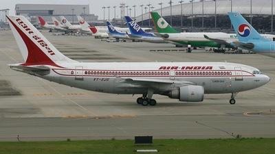 VT-EJG - Airbus A310-304 - Air India