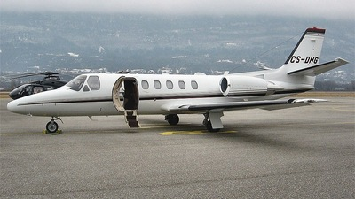 CS-DHG - Cessna 550B Citation Bravo - NetJets Aviation