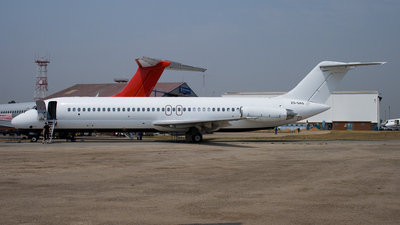 ZS-GAG - McDonnell Douglas DC-9-32 - Global Aviation Operations