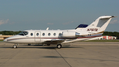 N751TA - Beechcraft 400A Beechjet - Private