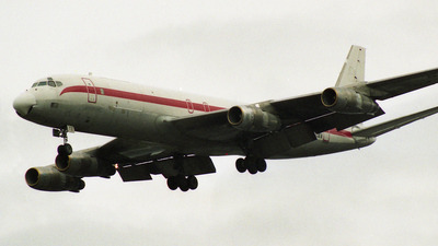 5N-ATZ - Douglas DC-8-55(F) - Flash Airlines
