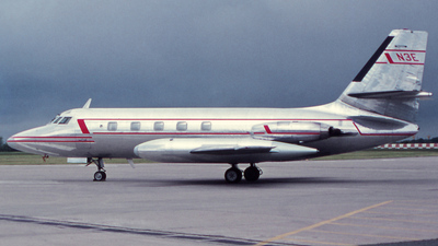 N3E - Lockheed L-1329 JetStar 6 - Private