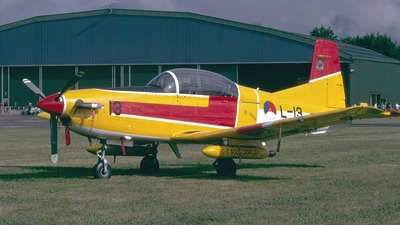 L-13 - Pilatus PC-7 - Netherlands - Royal Air Force