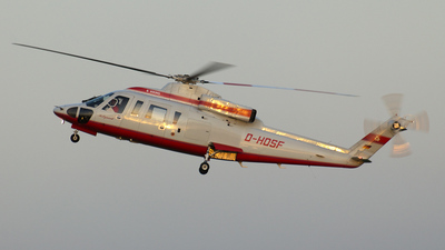 D-HOSF - Sikorsky S-76B - Wiking Helikopter Service