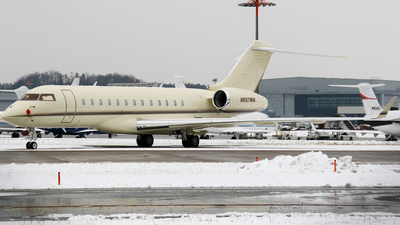 N887WM - Bombardier BD-700-1A10 Global Express - Private